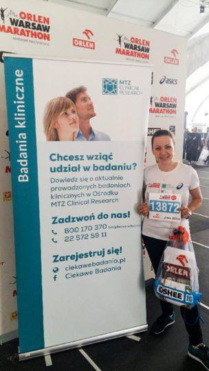 The ORLEN Warsaw Marathon Expo 2017