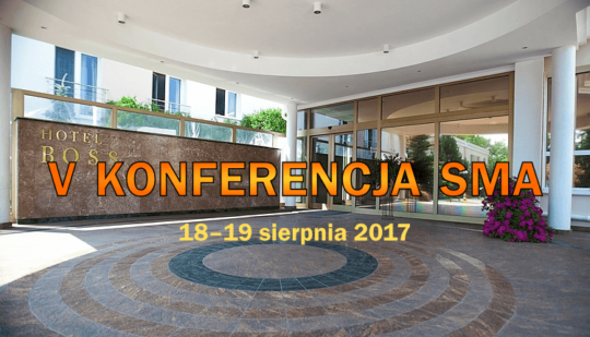 "Conference ""Weekend with SMA"""