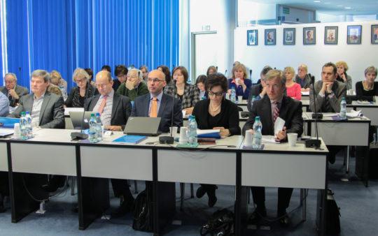 MTZ na konferencj Komisjii Bioetycznych