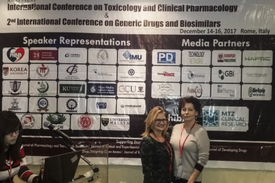 "2nd International Conference on Scientific Program ""Generic Drugs and Biosimilar"""