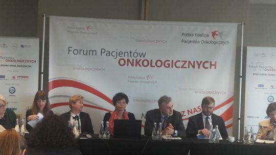VII Forum Pacjentów Onkologicznych