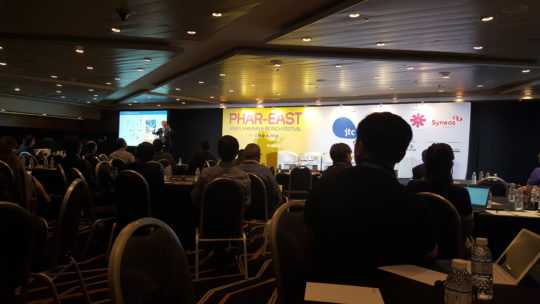 "MTZ Clinical Research participates in the PHAR-EST ASIA'S PHARMA & BIOTECH FESTIVAL on ""Access Innovation Commercialization"", March 1 - 2, 2018, Singapore"