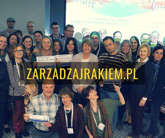 Sympozjum dla Pacjentów Onkologicznych i ich Bliskich - Zarządzajrakiem.pl